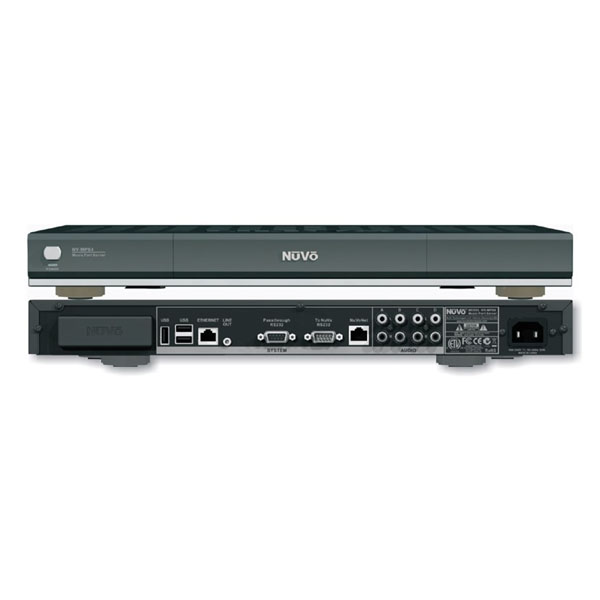 Music Port Server NUVO NV-MPS4-E